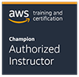 イメージ:AWS Authorized Instructor Champion